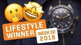 BOTB Lifestyle Competition! Aaron Collins - Tudor Black Bay Bronze Blue - Week 32