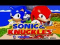 Sonic 3 E Knuckles Mega Drive