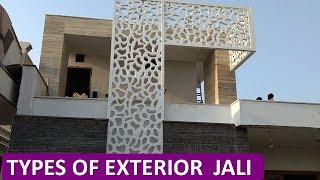Types Of Exterior And Interior Jali (GFRC,GRC,WPC CNC DECORATIVE JALI)