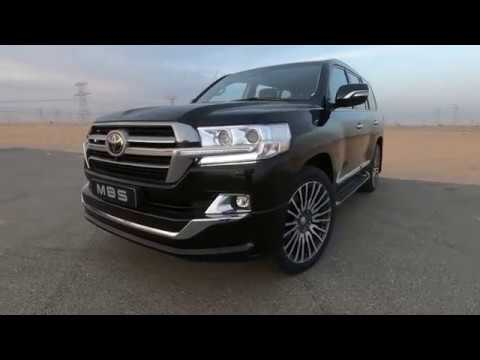 Toyota Land Cruiser VXR 5.7 MBS Autobiography with 22inch Rims NEW