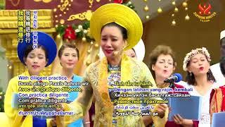 ( P. 1 / 6 )  A Joyous Christmas Celebration at the New Land - Supreme Master Ching Hai.