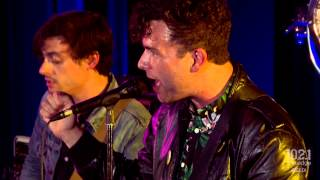 Arkells - Never Thought That This would Happen (Up Close and Personal Live at the Edge)