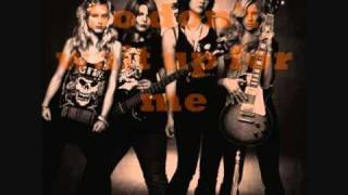 The Donnas - Don´t wait up for me WITH LIRYCS