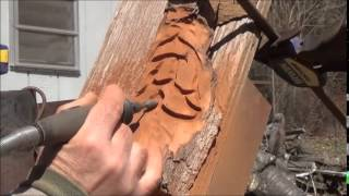 Learn To Carve Wood Spirits With Power 2 Wood Carving Tips