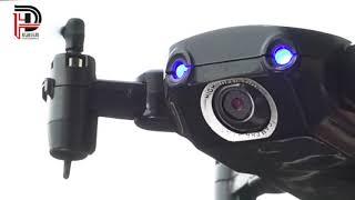 Мини квадрокоптер с HD камерой