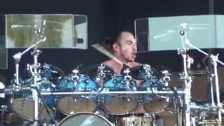 30 seconds to mars- Search and Destroy  Rock Werchter 2013
