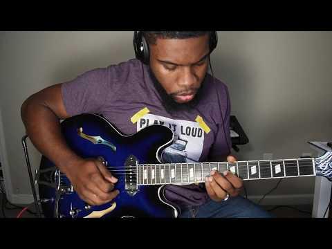 Daniel Caesar- Best Part ft. H.E.R.(Guitar Cover)