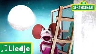 In de maneschijn - Kinderliedje - Sesamstraat