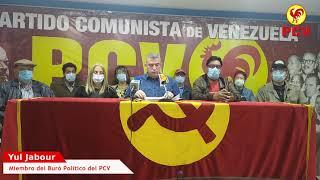 El Comité Central del PCV se pronuncia ante la campaña de agresiones, vilipendio e injurias