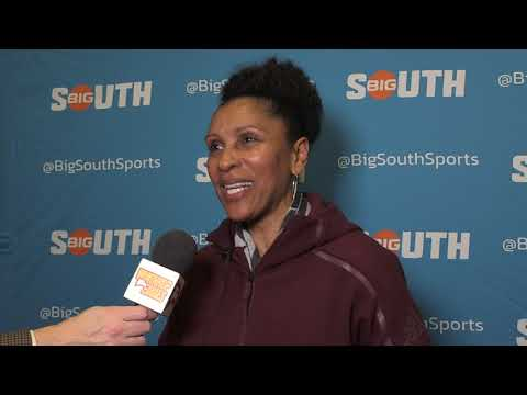 Interview: Big South First Round Winthrop Head Coach Lynette Woodard