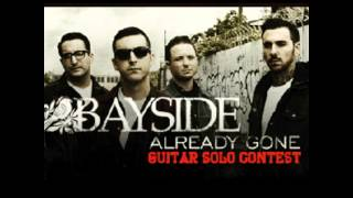 Bayside - Already Gone (Soundpact Solo)