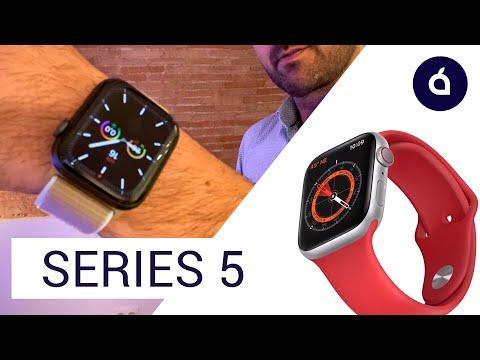 Apple Watch SERIES 5, análisis: la pantalla SIEMPRE activa lo cambia TODO