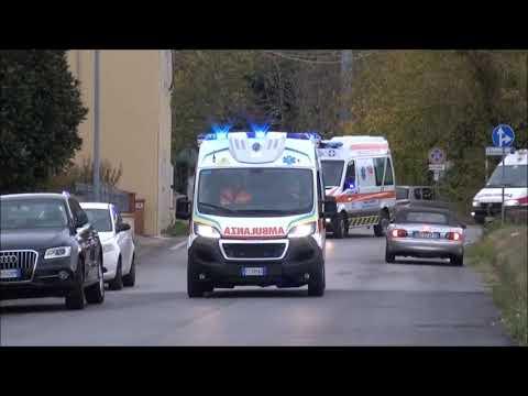 Preview video Inaugurazione Ambulanza 99