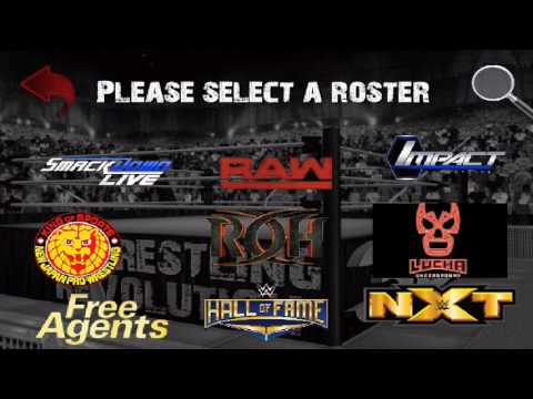 How to Change Arenas In Wrestling Revolution 3D | No Root