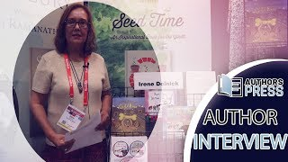 N.Y. BookExpo America | Irene Dolnick Interview