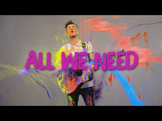 All We Need - Cathal Flaherty