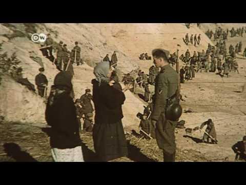 Se cumplen 75 años de la masacre de Babin Yar, Ucrania