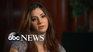 Teen describes surviving 9 months in captivity
