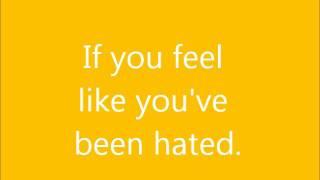 Ed Sheeran - Be like you lyrics!