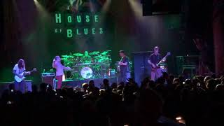 """311 """"Taiyed"""" Live At The House Of Blues San Diego Ca March 6th 2018"""
