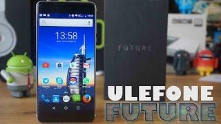 Ulefone FUTURE - Helio P10 con 4GB RAM | Phablet | Review completa