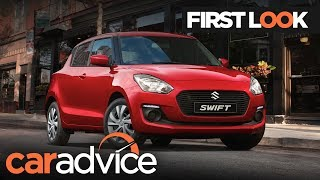 2017 Suzuki Swift review | CarAdvice