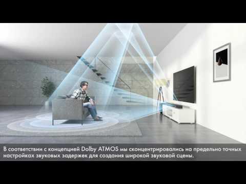 Аудиосистема Sony HT-ST5000 видео 2