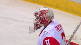 Nikita Bespalov huge save