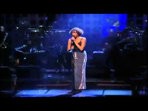whitney Houston- I will always love you ( In  live)