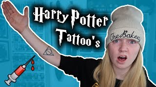 Lets Talk About Harry Potter Tattoos ...
