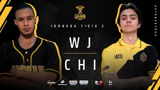 Wild Jaguars VS Chi | Jornada 14 | Golden League Clausura