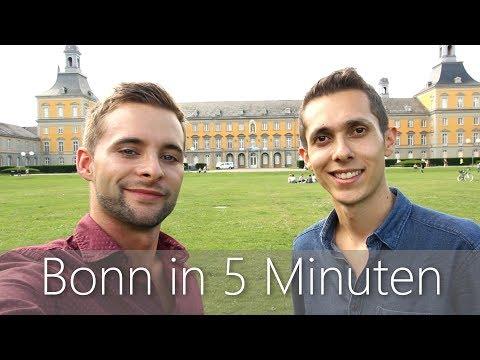 Bonn in 5 Minuten | Reiseführer | Die besten Sehenswürdigkeiten