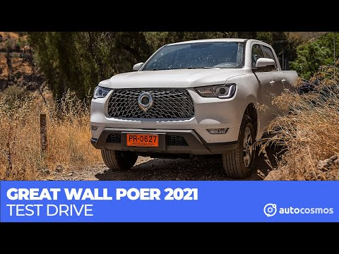 Probamos la nueva Great Wall Poer 2021
