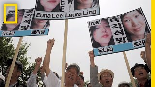Laura Ling on Imprisonment in North Korea | Inside North Korea thumbnail