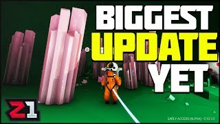 Astroneer CRAFTING UPDATE 10.1! Biggest Update YET! | Z1 Gaming