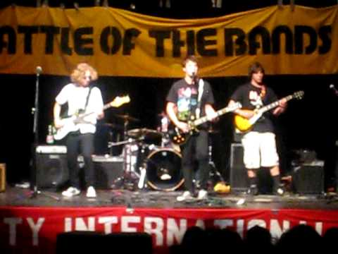 "Brookfield Battle of the Bands: Stateside performs original ""Saturday"""