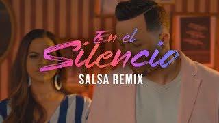 Alex Zurdo - En El Silencio feat Dennisse (Salsa Remix)