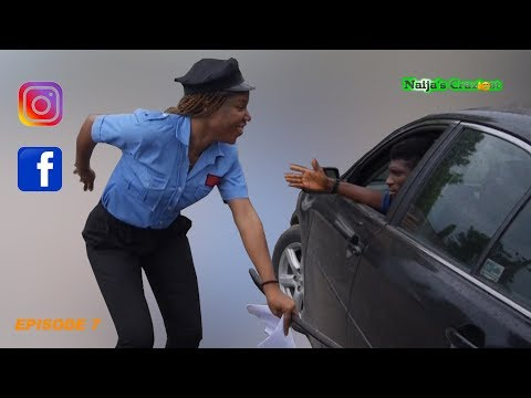 When Nigerian Police Find Out Your License Has Expired (ADVENTURES OF OFFICER KOIKOI EPISODE 6)