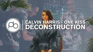 Calvin Harris Feat. Dua Lipa   One Kiss Deconstruction @ IMS Malta