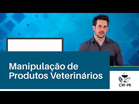 Manipulação de Produtos Veterinários