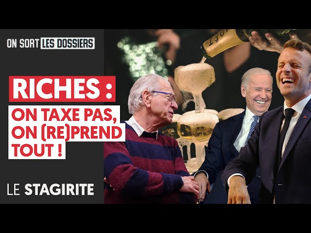 Riches : on taxe pas, on (re)prend tout !