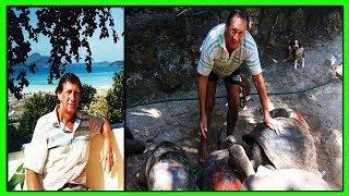 Брендон Гримшоу Купил Райский Необитаемый Остров на Сейшелах за 13 тысяч долларов, прожив там 40 лет