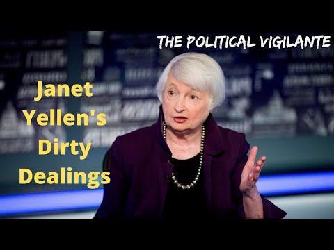 Biden Pick Janet Yellen Paid $7mil From Banks