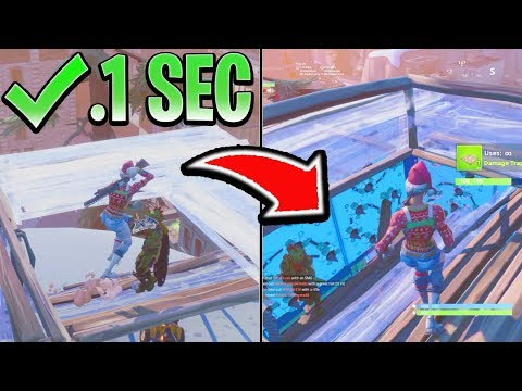 PRO Tips BUILD FAST On Console! How To Build Faster In Fortnite (Ps4/Xbox Building Tips) Mp3