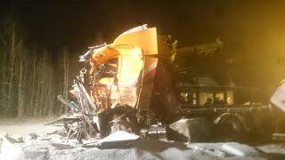 ДТП Тюмень - Ханты-Мансийск, автобус, 12 погибших, 04.12.16