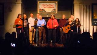 Christine Lavin with Don White and the Sensitive New Age Guys