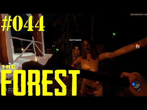 THE FOREST [HD|60FPS] #044 - LPT - Blümchensuche und Pagode ★ Let's Play Together The Forest