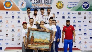 Ставропольские дзюдоисты успешно выступили на чемпионате России в Нальчике. Третий Рим