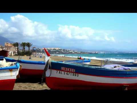 Manilva HD: playas de calidad y turismo de salud. Provincia de Málaga y su Costa del Sol