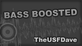 Flo Rida feat Future - Tell Me When You Ready (Bass Boosted) (HQ)